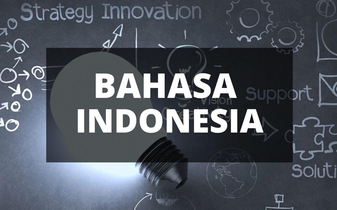 Bahasa Indonesia X MIPA 1