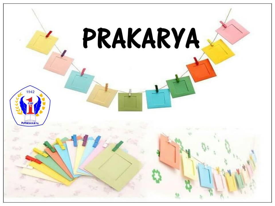 Prakarya dan Kewirausahaan X MIPA 1