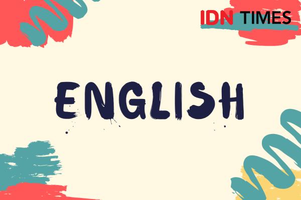 Bahasa Inggris XI MIPA 1