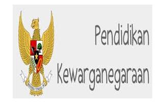 Pendidikan dan Kewarganegaraan XII MIPA 1