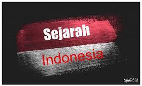 SEJARAH INDONESIA XI MIPA 1